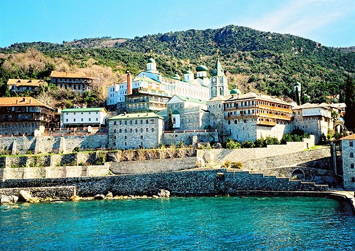 Holly Mountain Athos